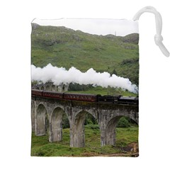GLENFINNAN VIADUCT 1 Drawstring Pouches (XXL)