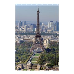 Eiffel Tower 2 Shower Curtain 48  X 72  (small)