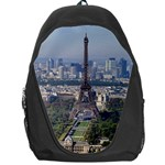 EIFFEL TOWER 2 Backpack Bag Front