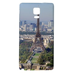 Eiffel Tower 2 Galaxy Note 4 Back Case