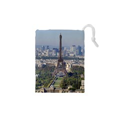 EIFFEL TOWER 2 Drawstring Pouches (XS)
