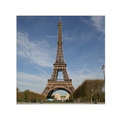 Eiffel Tower Small Satin Scarf (square)