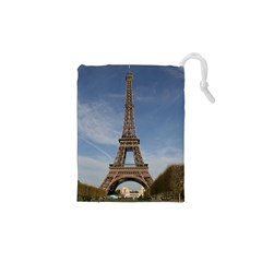 EIFFEL TOWER Drawstring Pouches (XS)
