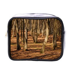 Wood Shadows Mini Toiletries Bags