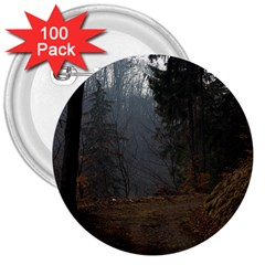 Twilight Road 3  Buttons (100 Pack)