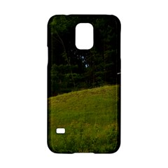 Three Crosses On A Hill Samsung Galaxy S5 Hardshell Case
