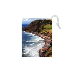SCOTLAND CROVIE Drawstring Pouches (XS)