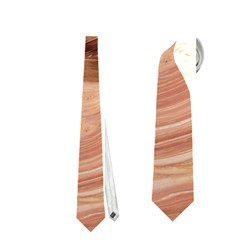 Petrified Sand Dunes Neckties (two Side)
