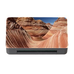 Petrified Sand Dunes Memory Card Reader With Cf
