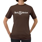 Hail Seitan Women s Dark T-Shirt Front