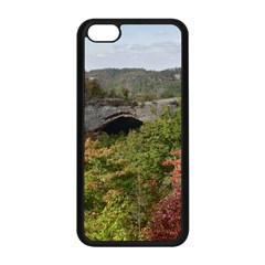Natural Arch Apple Iphone 5c Seamless Case (black)