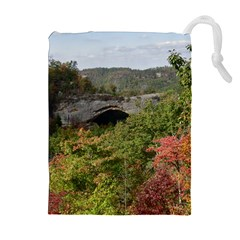 NATURAL ARCH Drawstring Pouches (Extra Large)