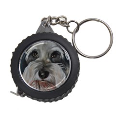 The Schnauzer Measuring Tapes