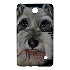 The Schnauzer Samsung Galaxy Tab 4 (7 ) Hardshell Case