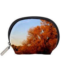 BEAUTIFUL AUTUMN DAY Accessory Pouches (Small)