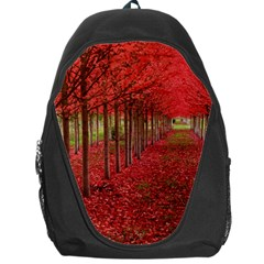 AVENUE OF TREES Backpack Bag