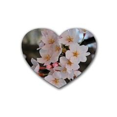 SAKURA Rubber Coaster (Heart)