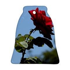 RED ROSE 2 Ornament (Bell)