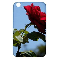 RED ROSE 2 Samsung Galaxy Tab 3 (8 ) T3100 Hardshell Case