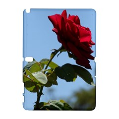 RED ROSE 2 Samsung Galaxy Note 10.1 (P600) Hardshell Case