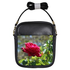 RED ROSE 1 Girls Sling Bags