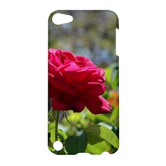 RED ROSE 1 Apple iPod Touch 5 Hardshell Case