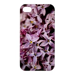 PURPLE LILACS Apple iPhone 4/4S Premium Hardshell Case