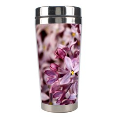 PURPLE LILACS Stainless Steel Travel Tumblers