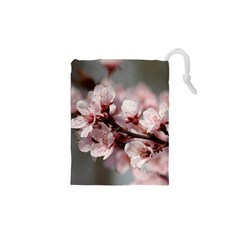 Plum Blossoms Drawstring Pouches (xs)