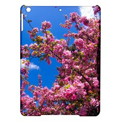 PINK FLOWERS iPad Air Hardshell Cases