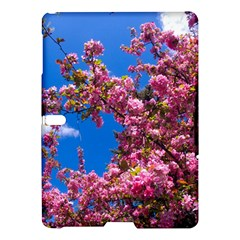 Pink Flowers Samsung Galaxy Tab S (10 5 ) Hardshell Case