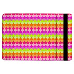 Scallop Pattern Repeat In 'la' Bright Colors iPad Air Flip
