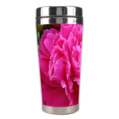 PAEONIA ELEANOR Stainless Steel Travel Tumblers