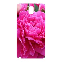 PAEONIA ELEANOR Samsung Galaxy Note 3 N9005 Hardshell Back Case
