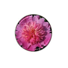 PAEONIA CORAL Hat Clip Ball Marker