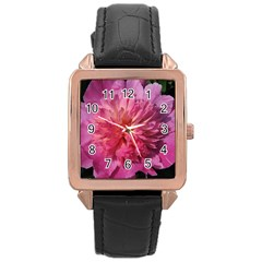 PAEONIA CORAL Rose Gold Watches