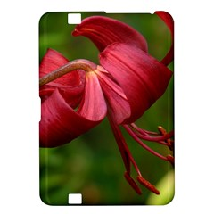Lilium Red Velvet Kindle Fire Hd 8 9