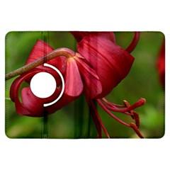 Lilium Red Velvet Kindle Fire Hdx Flip 360 Case