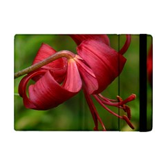 LILIUM RED VELVET iPad Mini 2 Flip Cases