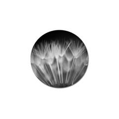 Dandelion Golf Ball Marker (4 Pack)