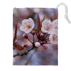 Cherry Blossoms Drawstring Pouches (xxl)