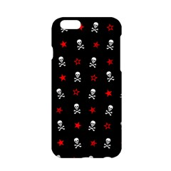 Stars, Skulls & Crossbones Apple Iphone 6/6s Hardshell Case