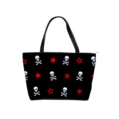 Stars, Skulls & Crossbones Shoulder Handbags