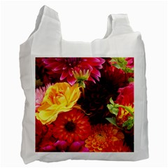BUNCH OF FLOWERS Recycle Bag (Two Side)