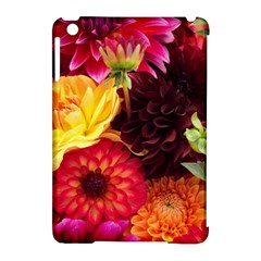 BUNCH OF FLOWERS Apple iPad Mini Hardshell Case (Compatible with Smart Cover)