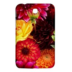 BUNCH OF FLOWERS Samsung Galaxy Tab 3 (7 ) P3200 Hardshell Case