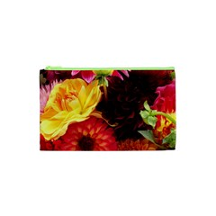 Bunch Of Flowers Cosmetic Bag (xs)