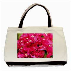 BOUGAINVILLEA Basic Tote Bag (Two Sides)