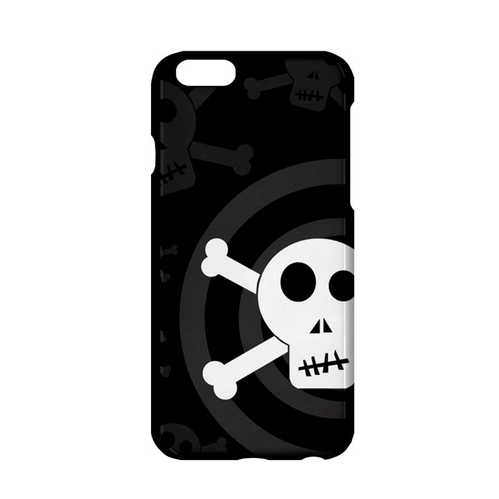 Skull & Crossbones Apple iPhone 6/6S Hardshell Case
