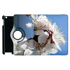 APRICOT BLOSSOMS Apple iPad 3/4 Flip 360 Case